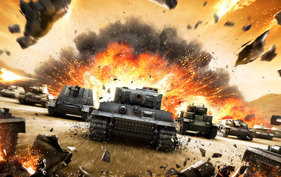World of tanks тест графики