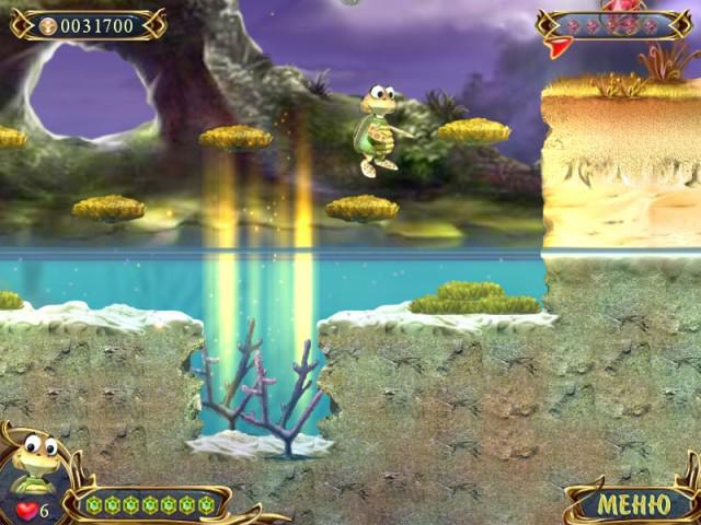 Скачать игру без ключа одиссея черепашки