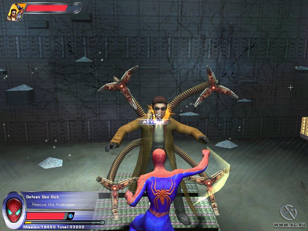 Человек паук 2 скачать торрент бесплатно на пк.