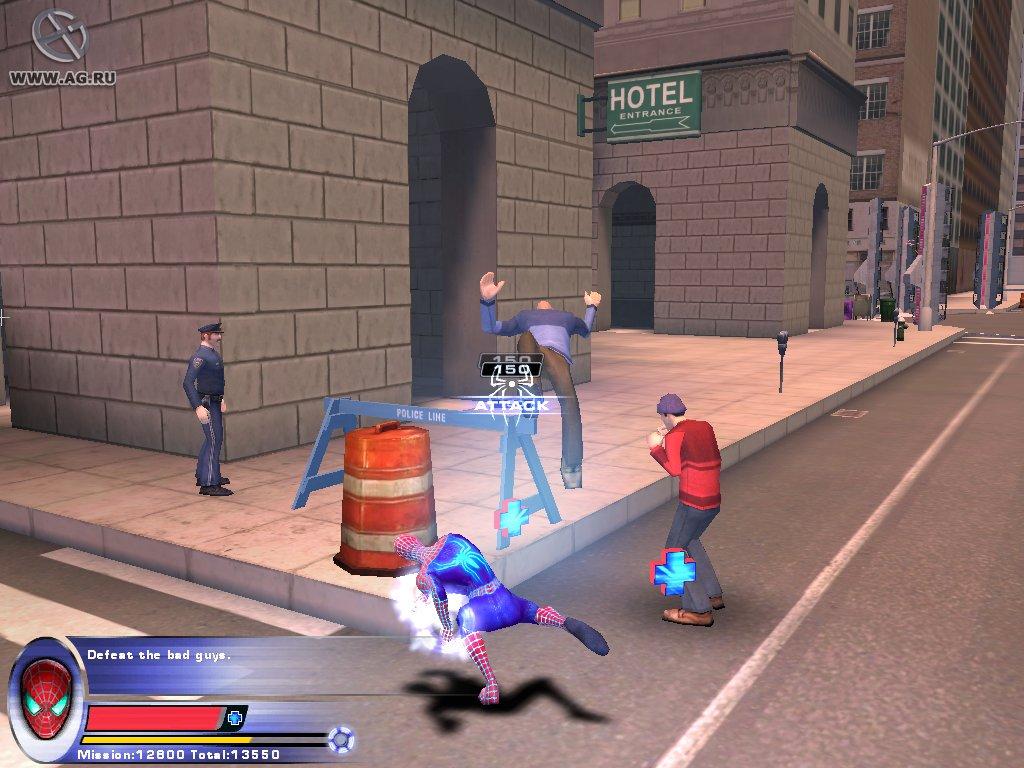 Игру Человек Паук Скачать На Компьютер Через Торрент img-1