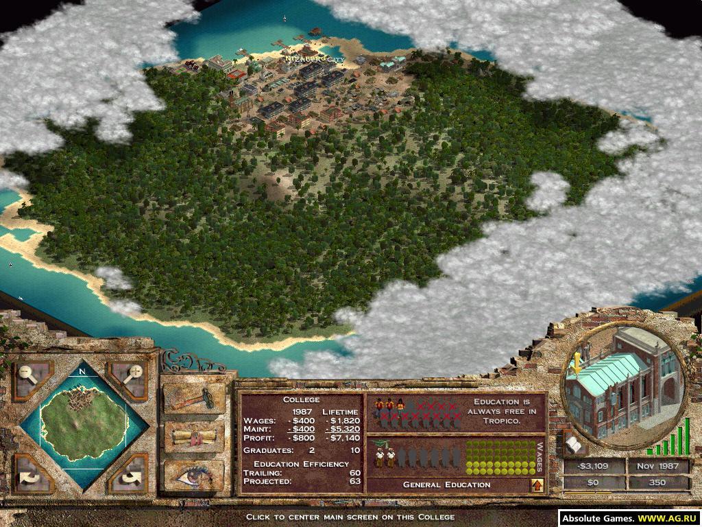 Игра tropico: paradise island / тропико: райский остров скачать.