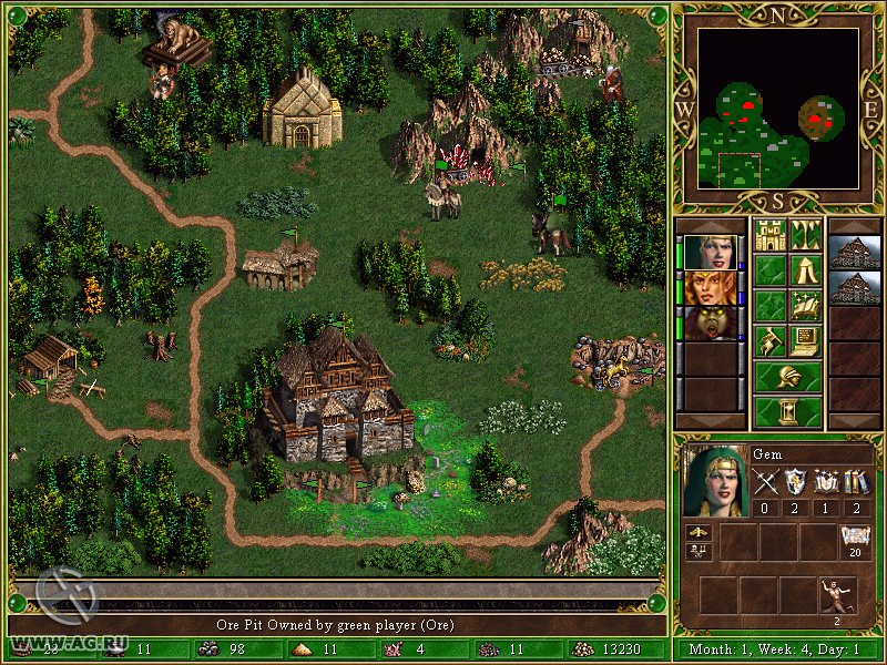 Герои меча и магии iii hd v1. 1. 6 / heroes of might & magic iii hd.