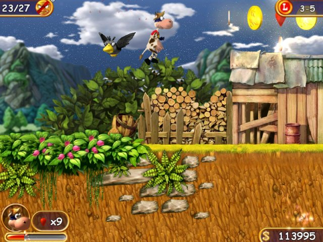 Скачать Бесплатную Игру Супер Корова На Компьютер - фото 5