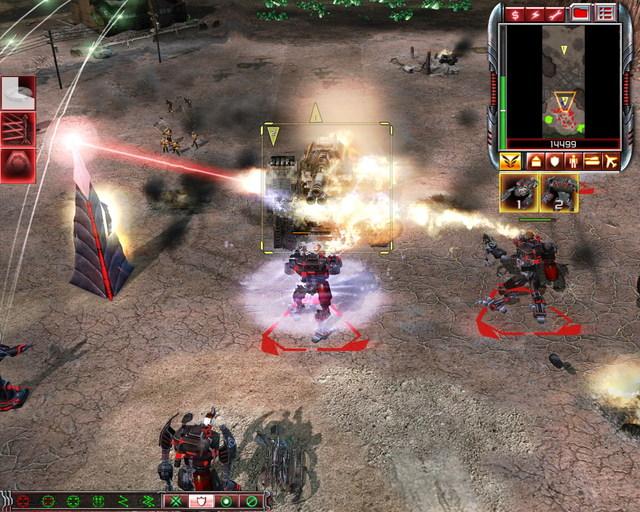 Command & Conquer 3: Kane's Wrath - Ярость Кейна (Рус) .