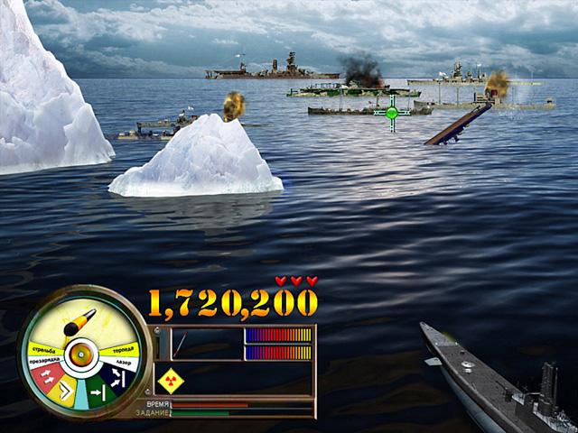 Морской бой игра на русском