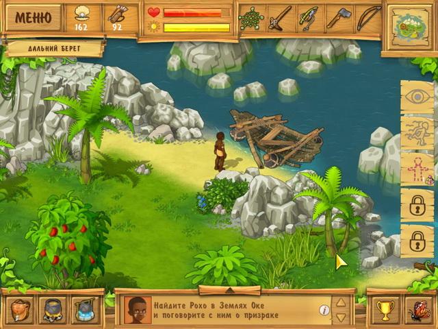 Скачать игру остров затерянный мир на компьютер