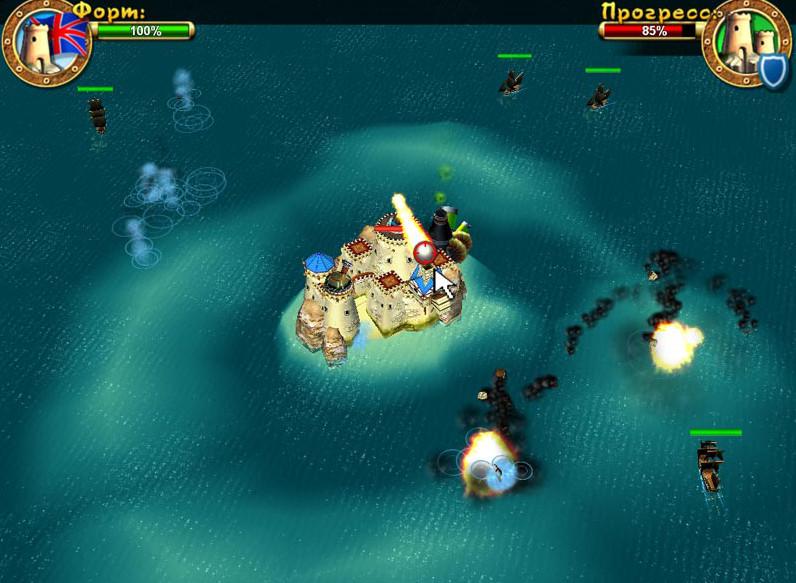скачать игру пираты битва за карибы полная версия
