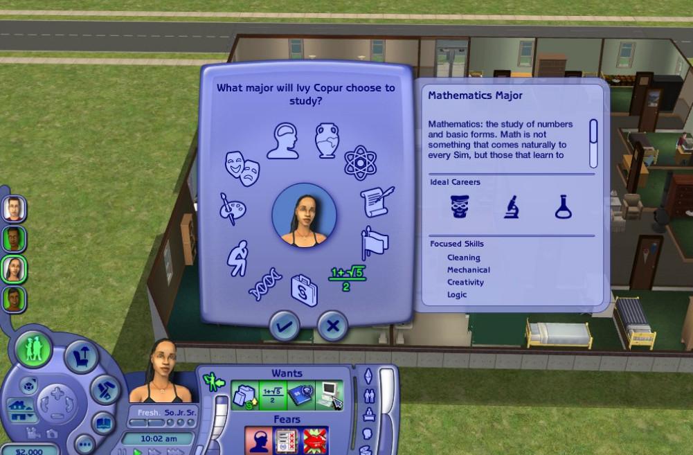 Скачать the sims 2 через торрент со всеми дополнениями.