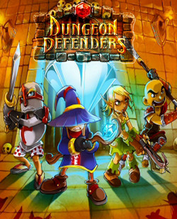 Обложка Dungeon Defenders