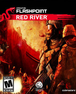 Обложка Operation Flashpoint: Red River