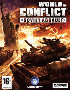 Обложка World in Conflict: Soviet Assault