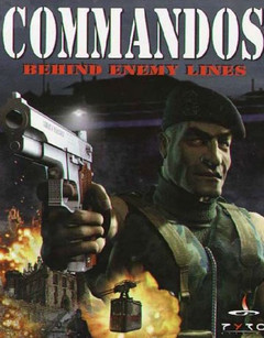 Обложка Commandos: Behind Enemy Lines