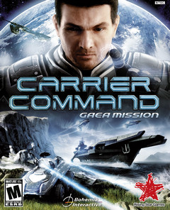 Обложка Carrier Command: Gaea Mission