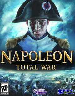 Обложка Napoleon: Total War
