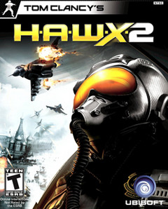 Обложка Tom Clancy's H.A.W.X. 2