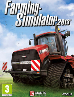 Обложка Farming Simulator 2013