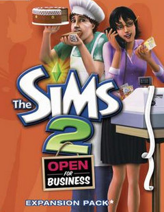 Sims 2: Open for Business