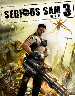Обложка Serious Sam 3: BFE