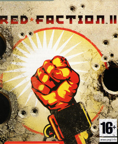 Обложка Red Faction 2