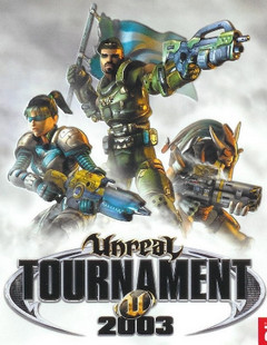 Обложка Unreal Tournament 2003
