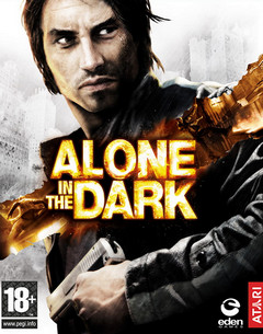 Обложка Alone in the Dark (2008)