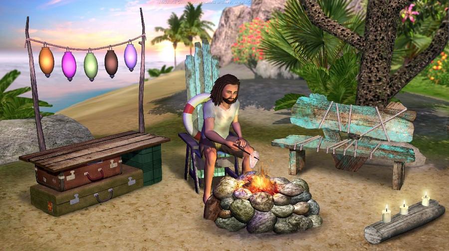 Скачать симс 3 райские острова на компьютер