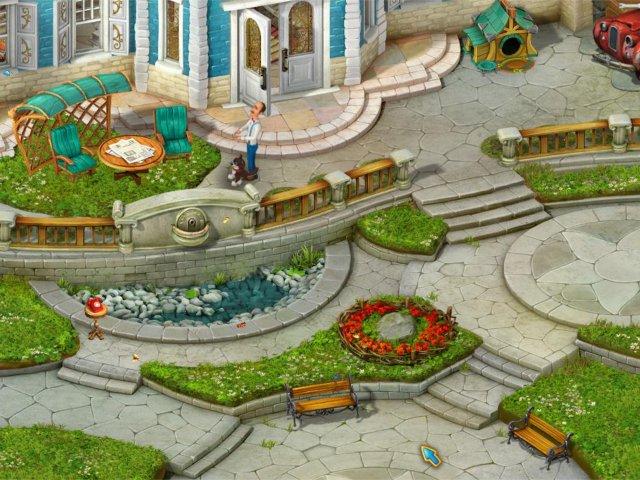 Скачать Дивный Сад Академия Ремонта Полная Версия