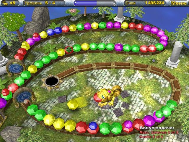 скачать игру алмазы хамелеона на компьютер - фото 4