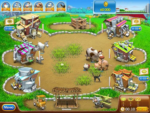 Играть бесплатно игры онлайн в любимая ферма