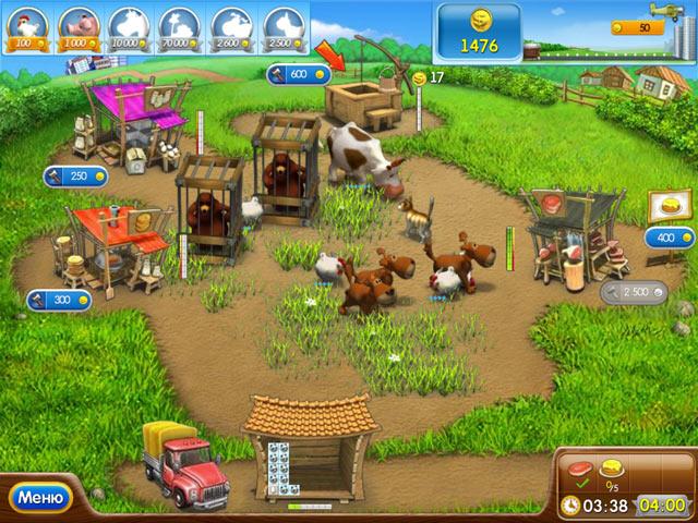 Игры для девочек зеленая ферма 3 играть онлайн бесплатно