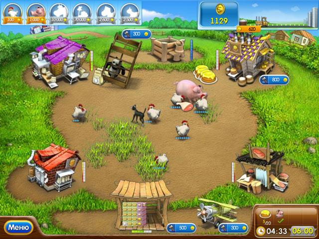Ферма игра вывод денег