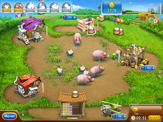 Скачать веселая ферма 2 бесплатно ключом