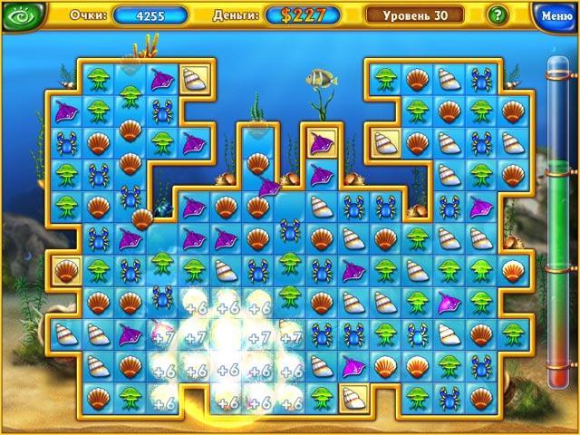 игра Fishdom скачать бесплатно полную версию - фото 6