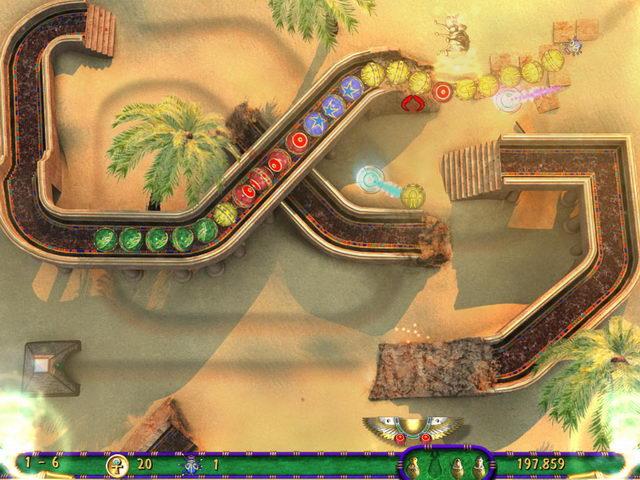 Luxor игра скачать - фото 7