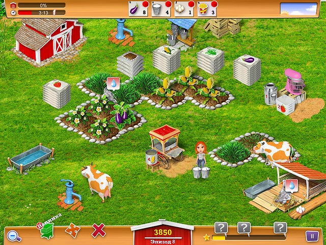 Игры на компьютер про фермы скачать