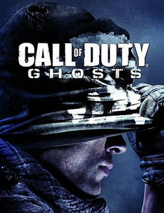 Обложка Call of Duty: Ghosts