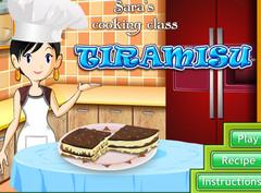 Кухня Сары готовим десерт