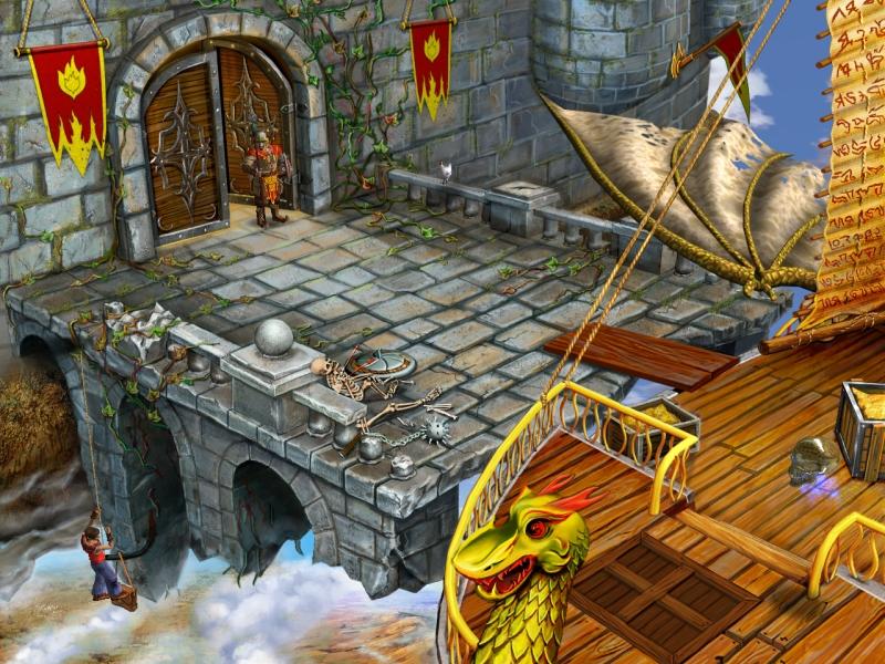 Скачать торрент алладин и волшебный череп