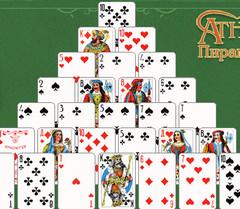 Карточный пасьянс играться онлайн