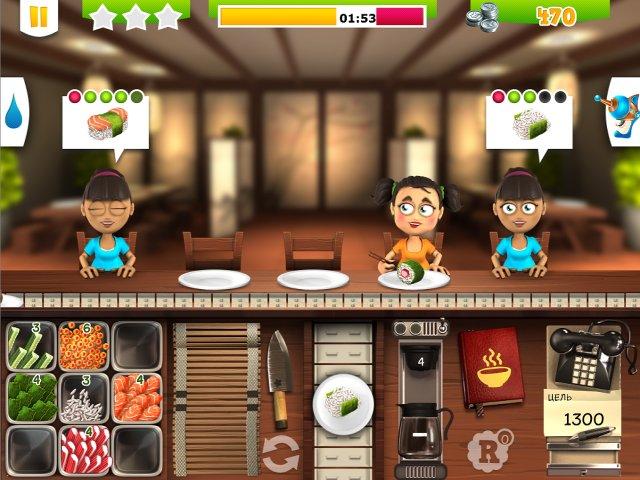 Скачать онлайн бесплатно игру youda суши шеф ролевая игра фото гарри поттер