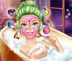 Салон красоты, одевалки и макияж