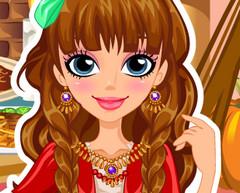 играть в салон красоты для девочек барби