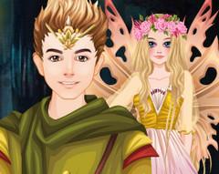 Игры для девочек одевалки феи эльфы