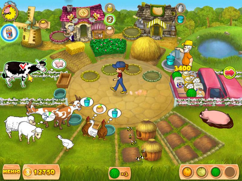 картинки игра ферма
