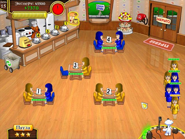 Ресторан игры скачать бесплатно на компьютер