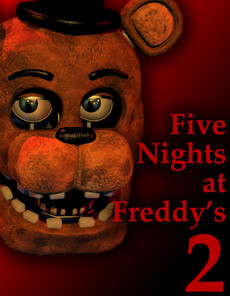 Обложка Five Nights at Freddy's 2
