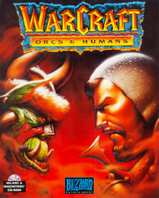 Обложка Warcraft 1: Orcs and Humans