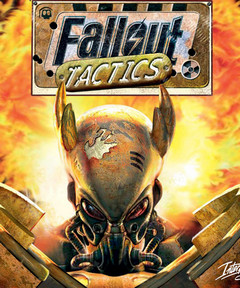 Обложка Fallout Tactics: Brotherhood of Steel