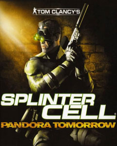 Обложка Tom Clancy's Splinter Cell 2: Pandora Tomorrow