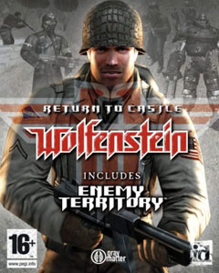 Обложка Return to Castle Wolfenstein: Enemy Territory